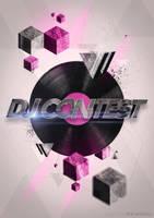 Dj Contest Poster by andraspop