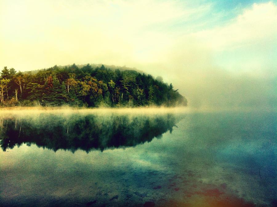 Fall Fog by Jaylr18