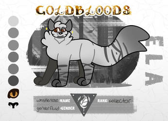 GOLDBLOODS - WHISTLENOSE - COLLECTOR by MorayLee