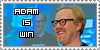 Adam Is WIN Stamp by pokemon6656