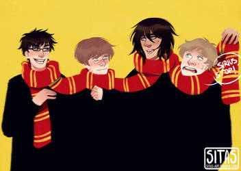 The Marauders by Sitas-the-Fool