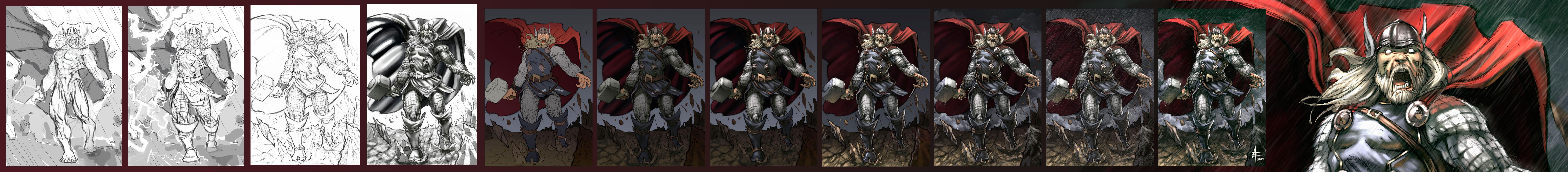 Mighty Thor Walkthrough by xavor85
