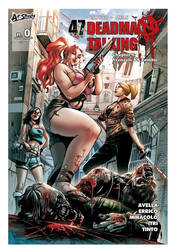 47 Deadman Talking - Cover by Vincenzo Cucca