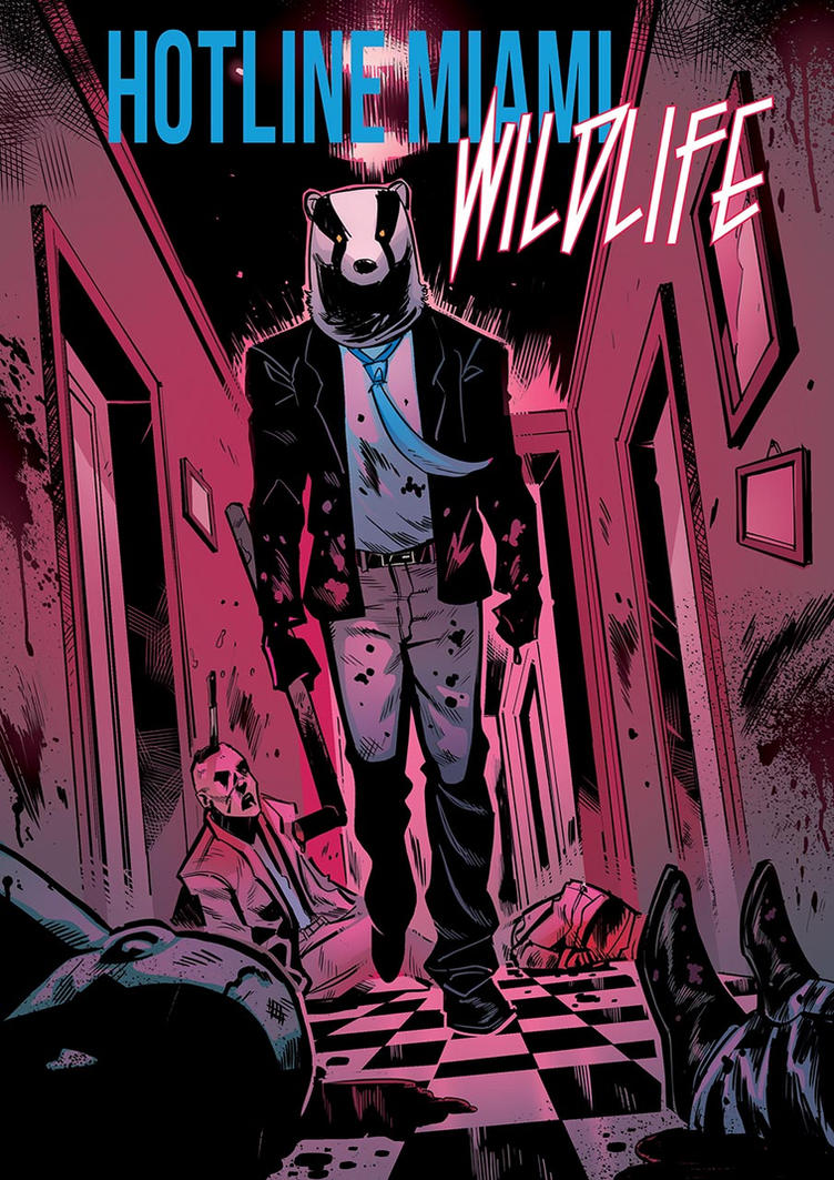Hotline Miami Wildlife - Announced by xavor85