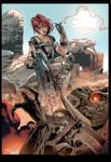 Gears of War tribute colors