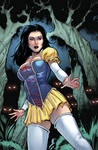 Grimm Fairy Tales #7 Cover D