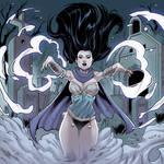 Zodiac: Holy War Tales -  The Necromancer by xavor85