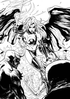 Lady Death Tribute (2020)