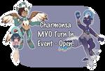 [CLOSED] Charmonsa MYO Turn in!