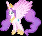 'Dancerverse Princess Flurry Heart