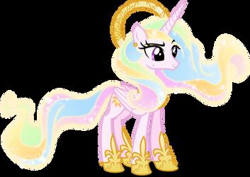 Dancerverse - Princess Celestia by Orin331