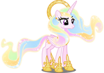 Dancerverse - Princess Celestia