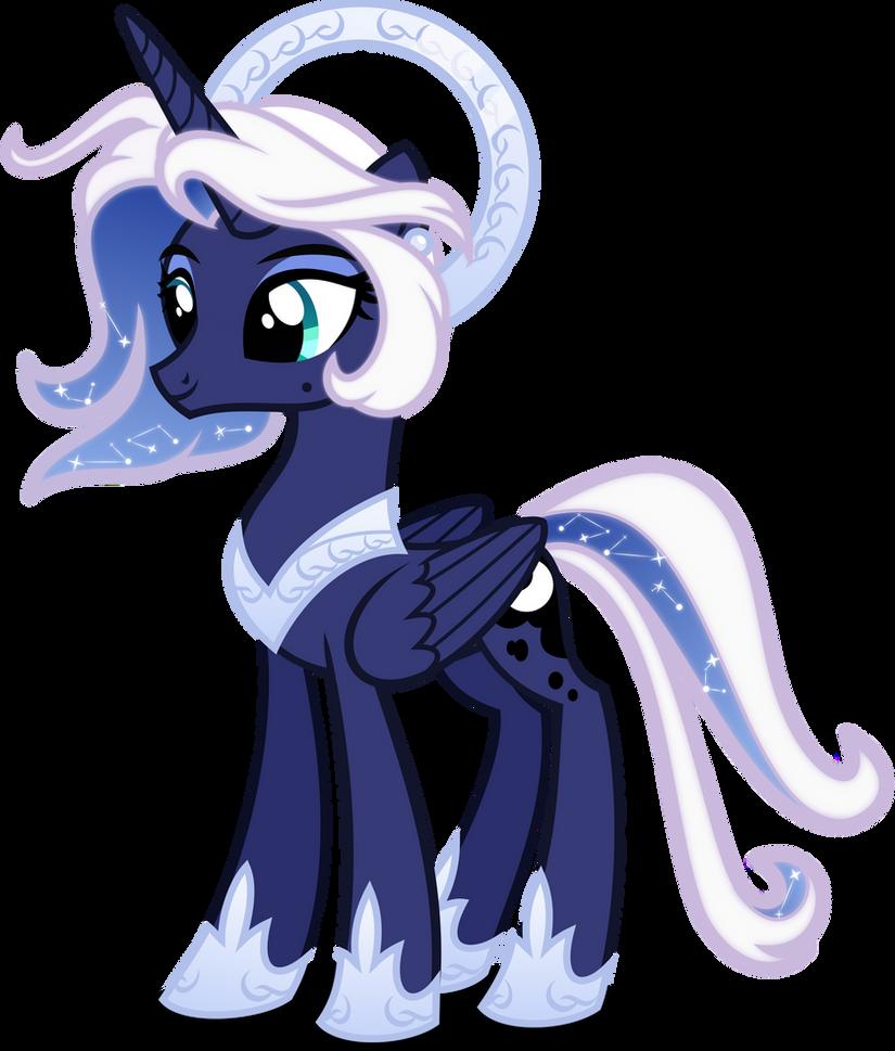Dancerverse Princess Luna By Orin331 On Deviantart