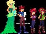The Gleam Family