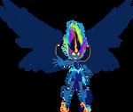 Midnight Rainbow Dash