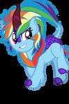 Kirin Rainbow Dash