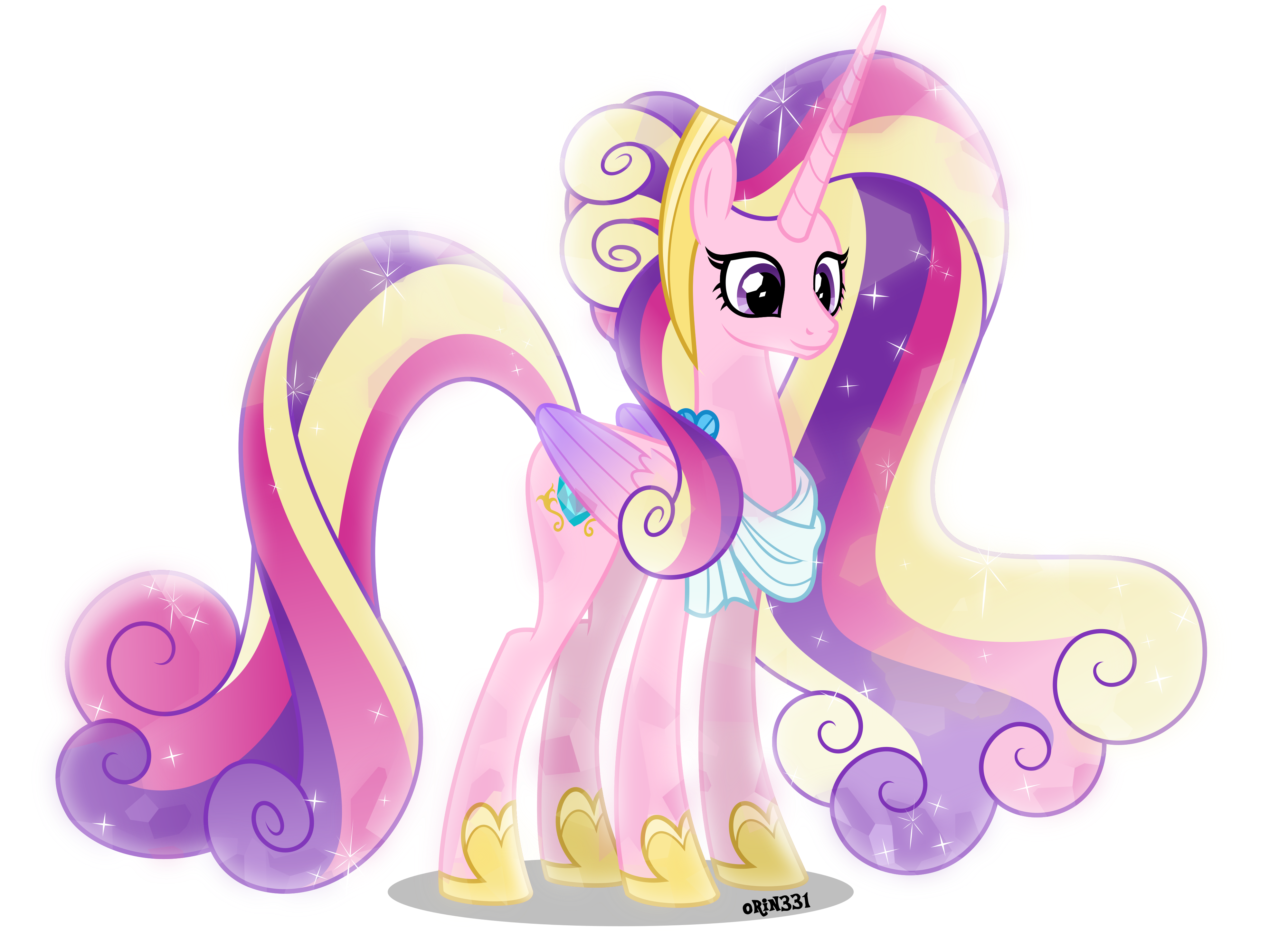 Princess Cadence by Orin331 on DeviantArt