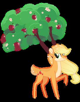 Seedling Applejack