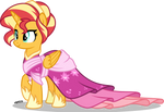 Coronation Sunset Shimmer by Orin331