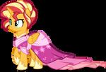 Coronation Sunset Shimmer