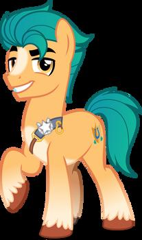 Glorious Male Pony