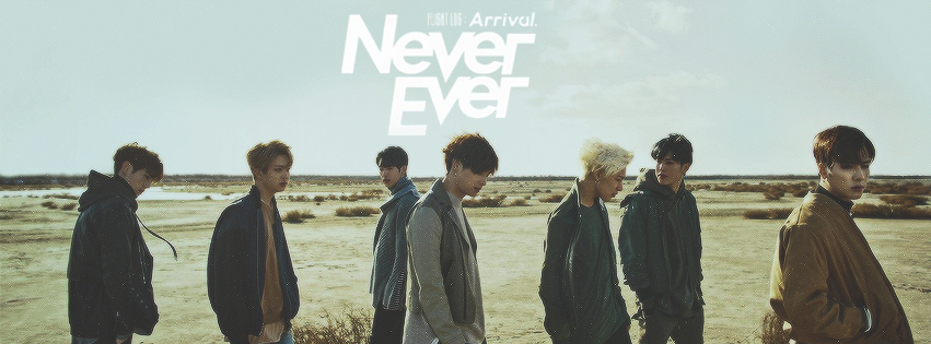 //12.03.17// GOT7 - NEVER EVER by hoajb144