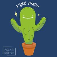 Cactus by Pacari-Design