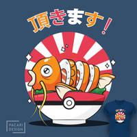 Magik Sushi by Pacari-Design