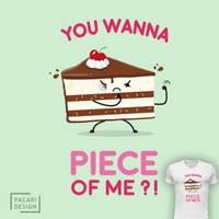 You wanna piece of me ?! by Pacari-Design