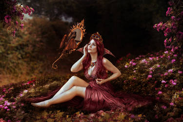 Assistant for the witch by jasminira