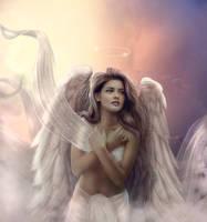 White Angel by jasminira