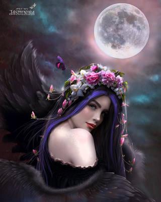 Black Swan by jasminira