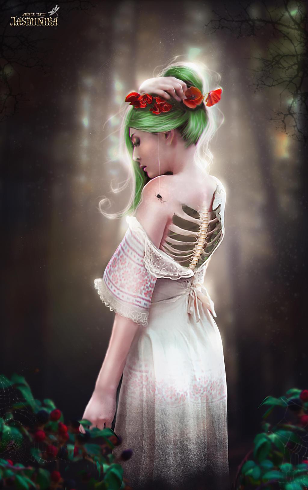 Mavka ( Ukrainian mermaid )