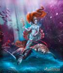 Mermaid by jasminira