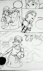 4 AM Comic Draft