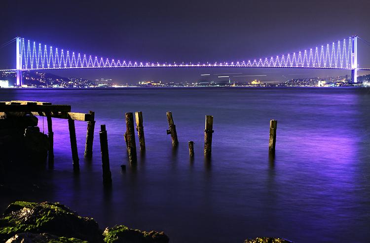 bridge of europe by HuseyinKaRa