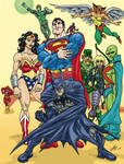 Justice League by JAG