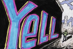 YELL Atomic Sketch