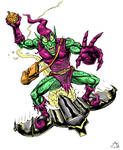 Green Goblin!
