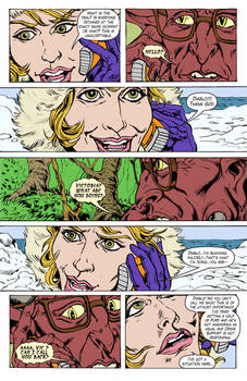 Unknown Universe pg1 text and flats