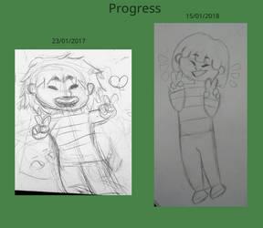 Improvement!