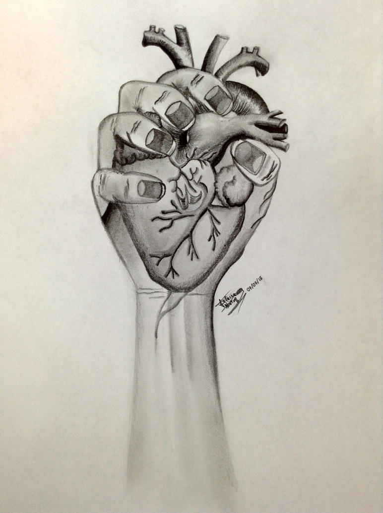 Heart in Hand by atoz7 on DeviantArt