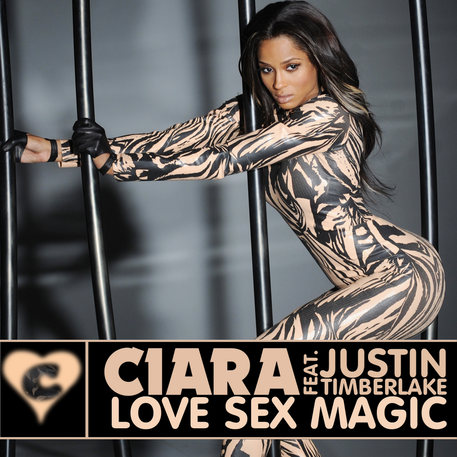 Ciara Ft Justin Love Sex And Magic 15