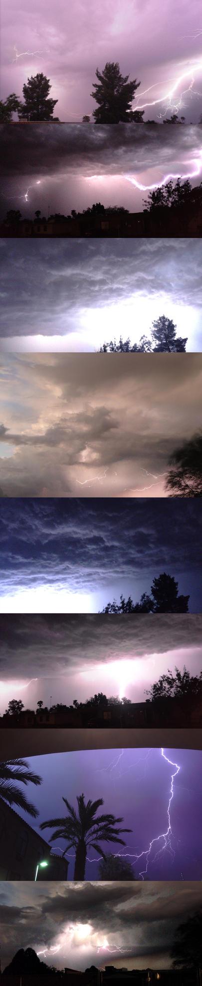 Lightning by rhesusmonkey