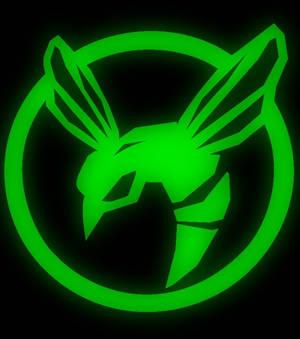 The Green Hornet 6 logo