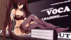 Zetsuna Miku Vocaloid