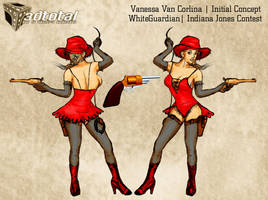 Vanessa Van Corlina IC