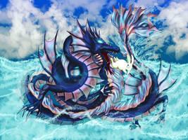 Dragon take place