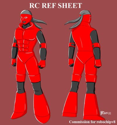 RC Ref Sheet by whiteguardian