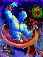 The Aladdin by whiteguardian